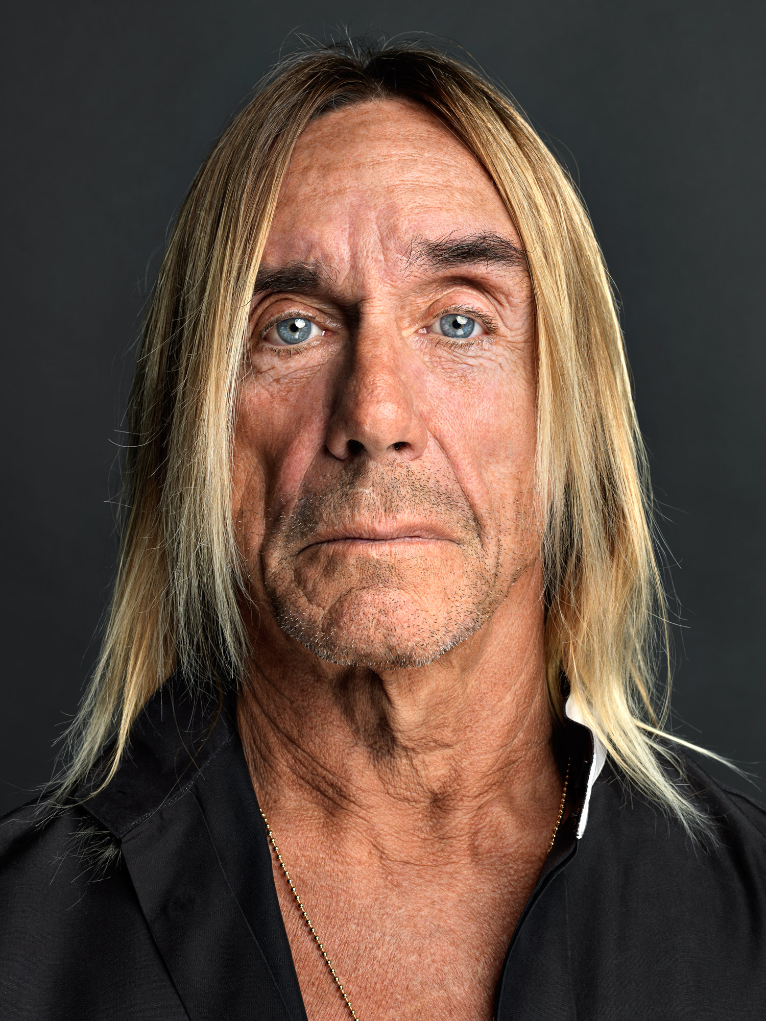 Iggy Pop, 2017 clothing style & tips of the cool intelligent  musician & Taurus